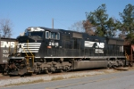 NS SD70M 2618